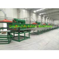 China NBR Insulation Rubber Foam Machine Closed Cell 1-12 Hole Extruder Head wholesale