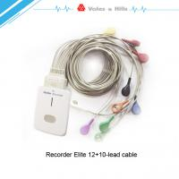 Buy cheap Machine d'Autiomatic Digital Holter Ecg/moniteur médical Equiment de Holter Ecg product