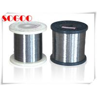 Cr20Ni30  Ni30Cr20 Nickel Chromium Resistance Wire High Strength For Electric Heating Industry