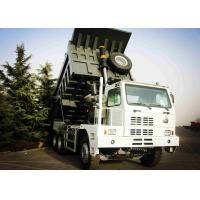 Buy cheap SINOTRUK HOWO 6*4 371HP Heavy Duty Dump Truck 70 Tons Load Mining Truck product