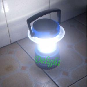 Cheapest Outdoor Camping Light solar led lantern lamp 2 Panels Solar Lantern (DL-SCS001)