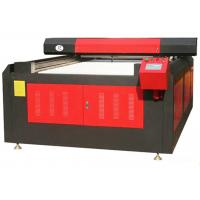 Quality 3D Color Laser Printer Leather Cutting Machine For Shoe Upper / Clothing Fabric for sale