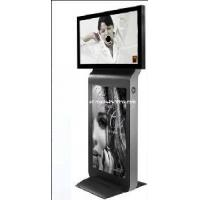 "Buy cheap Floor Standing Digital Signage with Double LCD Screen (42"" and 55"") product"