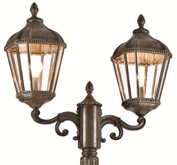 glass outdoor pole lamps aluminium collumn lights 110 220 v for sale. Black Bedroom Furniture Sets. Home Design Ideas