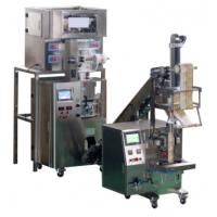 Buy cheap Pyramid Herbal Tea Bag Packing Machine with Second Outside Packaging product