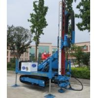 Buy cheap Anchor Drilling Rig Dth Hammer Land Drilling Rigs Machine Piling Foundation Drill MDL-150H from wholesalers