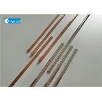 Buy cheap Soft EMI Shielding Products Folded Finger Contact Fingerstock , SMC Shield Finger product