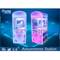 Buy cheap CE Certificate Arcade Grabber Machine / Claw Toy Machine 50 KG Different Color product