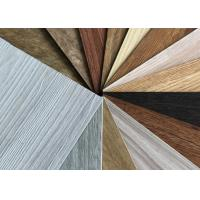 Buy cheap Non Toxic LVT Wood Flooring , Dry Back Contemporary Vinyl Flooring With Wear Layer product