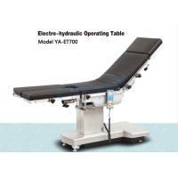 Buy cheap Electro Hydraulic Surgical Operating Table Suitable For C -Arm And X-Ray product