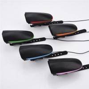 Buy cheap Lithium 2000mah Bike Light Speaker , USB Rechargeable Waterproof Bike Speaker from wholesalers
