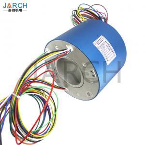 JARCH Through Bore Slip Ring 250-500rpm TTL control level signals