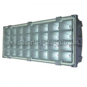 160W 50Hz Safty Gas Station LED Canopy Light High Lumen IP65 For Warehouse