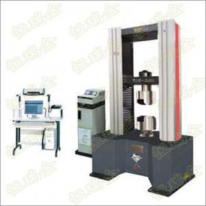 Buy cheap máquina de prueba universal electrónica del control informático 500kN/600kN product