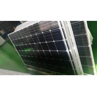 China Solar Power Station Mono Crystalline Solar Cell Panel 250W Excellent Anti Aging EVA on sale