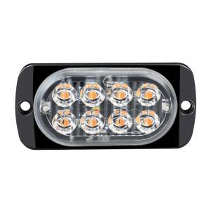 Buy cheap 24W 6000K 8pcs Warning LED Strobe Lights Auto Flash product