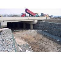 Buy cheap Galvanized Gabion Box / Gabion Wall Baskets For Strengthening Soil Structure product