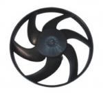 Buy cheap Black 200W Auto Electric Fan Automotive OEM 1250.F0 PEUGEOT Accessories product