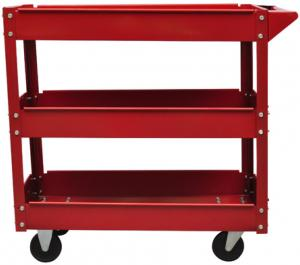 Buy cheap Multi Function 3 Tier Movable Trolley Tool Chests Cabinets product