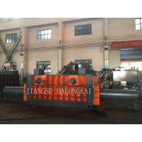 Buy cheap Y81F-400 Hydraulic Scrap Metal Baling Machine with Double Main Cylinders from wholesalers