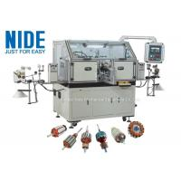 Buy cheap Double Winding Flyer Automatic Rotor Coil Winder Machine High Performance product