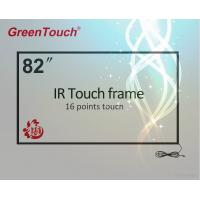 Buy cheap 82 Inch Infrared Touch Frame , TB Series product