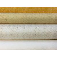 Buy cheap Heat Resisting Dust Filter Fabric , Customized Size Needle Punch Felt product