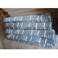 Buy cheap Galvanized Stripmesh Brick Wall Mesh 6.5cm-20cm Width With 0.3mm Thickness product