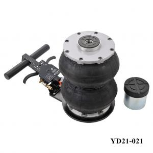 Buy cheap 2 Or 3 Balloons 2Ton 560mm Pneumatic Hydraulic Jack Use In Workshop ,Garage product