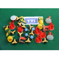 Buy cheap Precision Double Color Injection Moulding Parts Producion With PP TPE Material product
