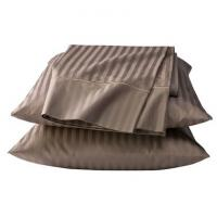 Buy cheap Customized King Size / Queen Size Home Bed Sheet Sets with 450TC Dobby Fabric product