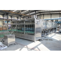 Buy cheap Stainless Steel 1500bph 5 Gallon Water Filling Machine product