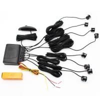 Buy cheap Auto Parking Sensor System With 8 Sensors , Reverse Park Sensor Kit With Display product