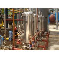 Buy cheap Easy Cleaning Industrial Filter Housing Small Flow Type With Silicone O - Ring product