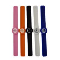 Buy cheap 2012 lovely butteryfly shape silicon slap watches ET1155G product