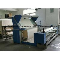 Buy cheap Full Automatic Fabric Winding Machine 2400mm Detection Width ISO9001 Listed product