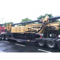Buy cheap Yellow Rotary Drilling Rigs with cummins engine max drilling depth 32m / Max output torque 100 KN.m product