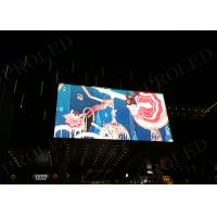 P6 High Resolution LED Display , Outdoor Led Billboard For Shopping Mall