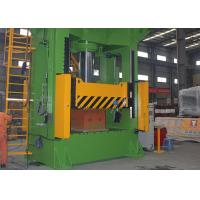 China 2 / 4 Uprights Type H Frame Hydraulic Press Machine 600 Ton For Plastics Moulding on sale