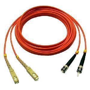 Buy cheap Fiber Optic Jumper-SC/PC-ST/PC Jumper product