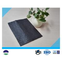 289G PP Woven Geotextile Soil Filter Fabric 53KN / 56KN
