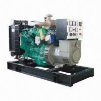 China Silent Power Generator with 40kW/45kVA Output Power, Powered by Cummins Engine on sale