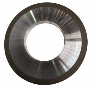Buy cheap Large Diameter Resin Bond Grinding Wheel , 1A1 750*40*305*10 Resin Bond Wheel from wholesalers