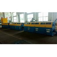 Buy cheap Fully High Carbon Straight Line Wire Drawing Machine With Double Inverter from wholesalers