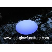 China Durable sunproof Red green blue egg mood lamp Led work lights for Bar , night clubs on sale