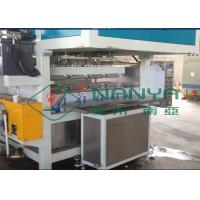Buy cheap Recycling Paper Double Roller Egg Carton / Egg Tray Pulp Moulded Machine 1 Year Warranty product