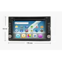 "Buy cheap 6,2"" 2-Din carro universal DVD GPS + Bluetooth + iPod + rádio + Android product"
