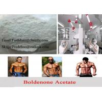 Buy cheap Male Budybuilding Boldenone Steroid White Powder Boldenone Acetate 2363-59-9 product
