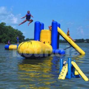 Parcs aquatiques/jeux gonflables de l'eau