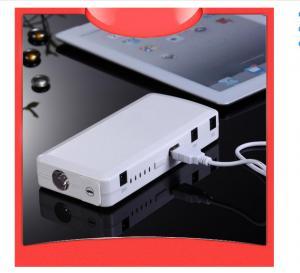Buy cheap lipo battery 12000mah 12V mini jump starter auto mobile charger power bank product